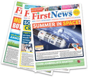 An award-winning weekly newspaper for children | First News