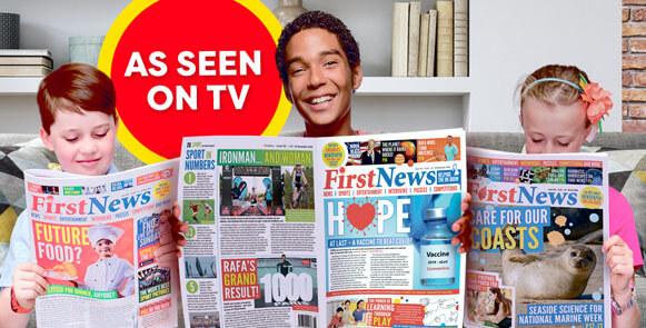 Get First News at home