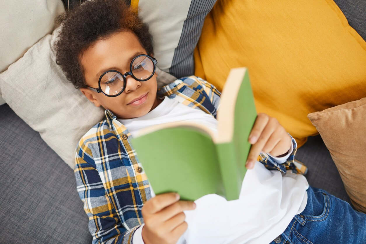 Great books for children – for ages 7-14 years