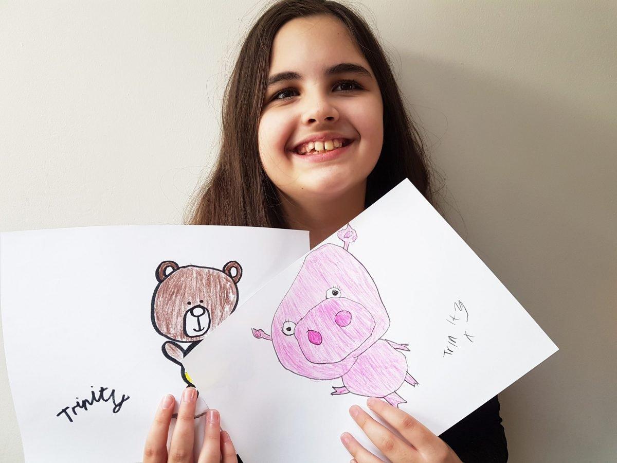 Junior Journalist – 'Reading is magic' competition winner!