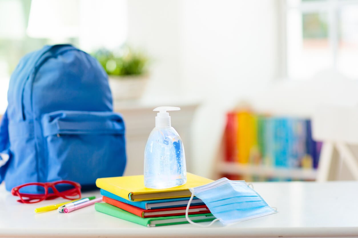 Back to School Guidance for Parents 2021